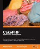CakePHP application development book
