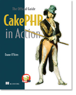 Manning CakepHP in Action