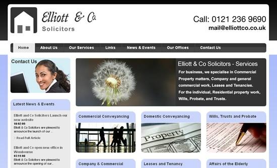Elliott & Co Solicitors in Birmingham and Wolverhampton